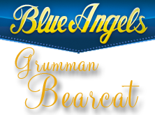 Blue Angel Grumman Bearcat - Airshows and Demonstrations